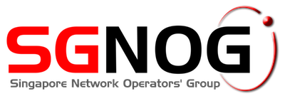 Singapore Network Operators' Group (SGNOG)